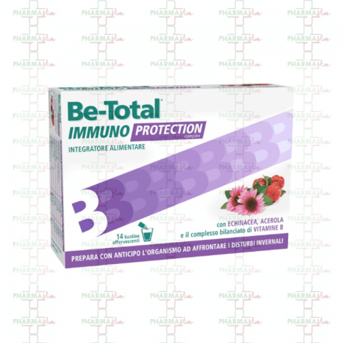 BE-TOTAL BETOTAL IMMUNO PROTECT*14 BUSTINE