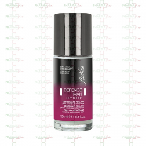 DEFENCE MAN DRY TOUCH BIONIKE*DEODORANTE ROLL-ON 50 ML