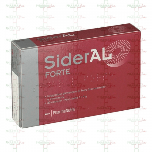 SIDERAL FORTE*20 CAPSULE