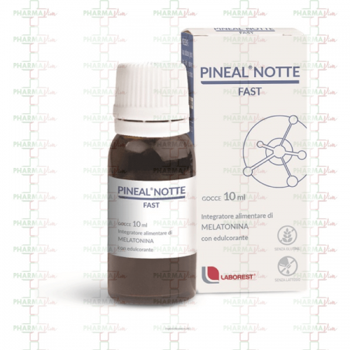PINEAL NOTTE FAST*GOCCE 10 ML